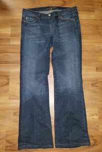 Nwot 7 For All Mankind Jeans size 34x31